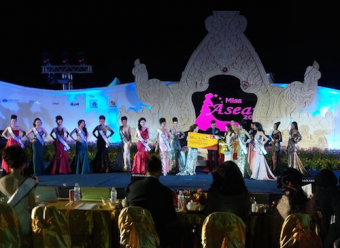 MISS ASEAN 2014