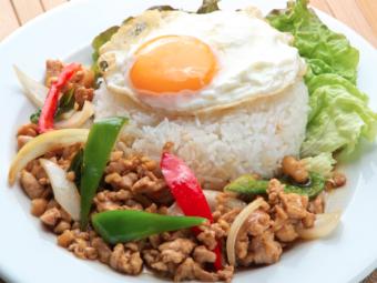 Thai Kapow