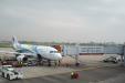 A Bangkok Airways in Wattay Airport