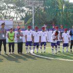 JBFA:ラオス代表を招いて2月11日(日)に初めて国際強化試合(Blind Football)、千葉市にて開催!