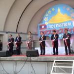 ラオスフェスティバル2012年が開催されました