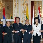 日メコン首脳会議:5カ国に6000億円のODA拠出合意