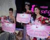 MISS ASEAN 2014 ミス・タイランドが優勝