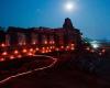 ラオス南部「チャンパサック」世界遺産ワット・プー寺で祭りが開催